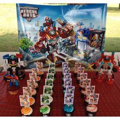 Rescue Bots Party