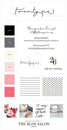 Branding and Blog De