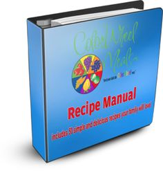 Color Wheel Meals Recipe Manual on sale for a limited time!!!  $5.00