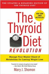 Mary Shomon's book on weight loss for thyroid patients.