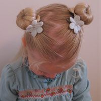 Toddler hairstyles. I need a little girl to fix her hair