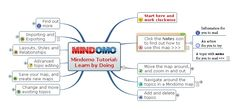 Mind mapping at it's best. mindmap tool