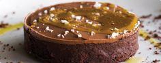 Chocolate Budino Tart.  Do I need to mention anything else?