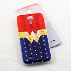 Wonder Woman Galaxy S4 Case