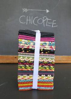 Chicopee fat quarter bundle26 pieces61/2 by freshsqueezedfabrics, $68.25