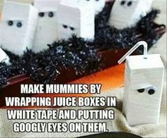 mummy juice box