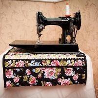 Sewing: Sewing Machine Mat Organizer with Pocket