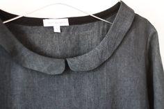 Linen Top by EDITHandBERTHA on Etsy, £85.00