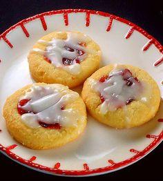Kolachkes - Glazed Polish Pastries