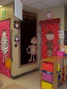 jungle theme classroom idea, jungles, jungle theme, classroom decor, bulletin boards, classroom pic, class idea, jungl theme, decor idea