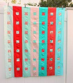 Quick Column Quilt patterns