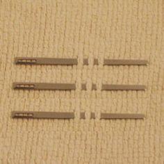 Christine's 1-hole bodkin needles