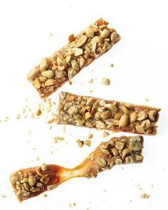 Salty and Sweet Desserts // Salted Peanut Bars Recipe