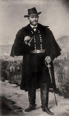 Print of General Ulysses S. Grant