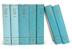 Southwest Blue Book Collection, 7 Vols on OneKingsLane.com