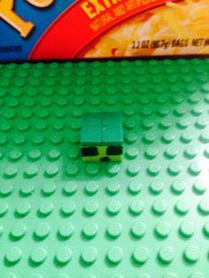 Lego minecraft slime