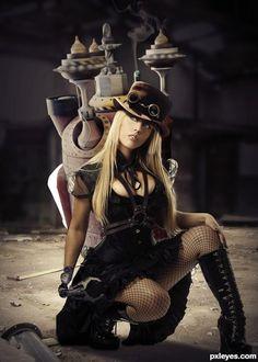 Steampunk~<3