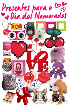 Nossa seleção com 70 ideias de presente para os namorados e namoradas.