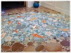 sunroom floor idea
