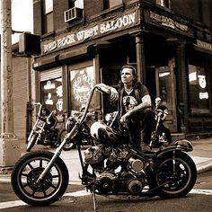 indian larry's motorcycles | Indian Larry Motorcycles Grease Monkey Block Party Today!