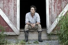 Yes, please. Mark Ruffalo at home in Sullivan County New York