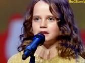 Talented Little Girl Left the Judges Speechless and Gets a Standing Ovation - She is Incredible!