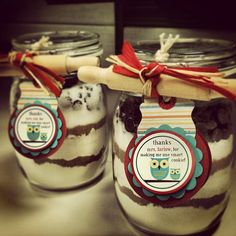 birthday parties, dozen cooki, jar, cooki mix, hostess gifts, gift idea, custom cooki, bridal showers, baby showers