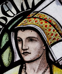 Lady Isabel Neville was the elder daughter of Richard Neville, 16th Earl of Warwick, the Kingmaker of the Wars of the Roses, and Anne de Beauchamp, 16th Countess of Warwick. She was the wife of George Plantagenet, 1st Duke of Clarence.