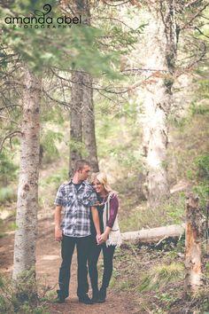 Utah wedding photography | engagement photography | engagements | Amanda Abel Photography | Tibble Creek Reservoir | Outdoor engagements | Utah engagement photography