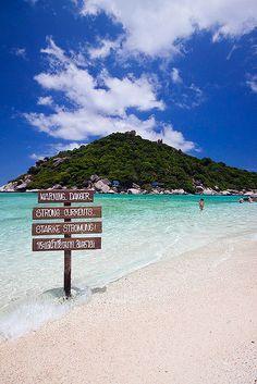 Ko Samui Island Beach, Thailand
