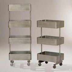 Jayden Metal Shelf Units