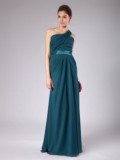 one shoulder dresses 2013