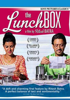 The Lunchbox is a wonderful romantic film from India that is both culturally sensitive yet shows the human emotion. This movie should appeal to everyone yet it's done in a very dignified way. I really enjoyed this film.