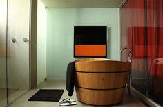Banheiro com Ofurô