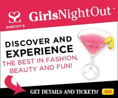 Lovelys Lingerie Boutique Event Guide- Join Lovely's Lingerie Boutique May 1 and 2! Shecky's Girls Night Out!