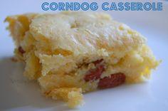 Corndog Casserole