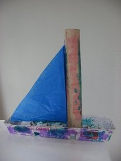 http://turksail.com.tr  Recycled  Sail Boat !