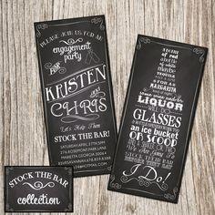 Stock The Bar Invita