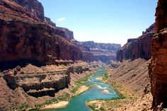 Would love to raft down the Grand Canyon