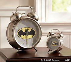 Batman Retro Clock, me likey!