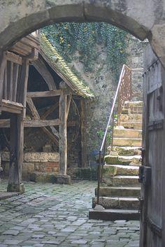 à Honfleur ~  région Normandie
