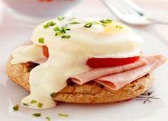 """Eggs """"Benedict"""" Recipe"""