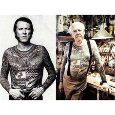 What are you going to do about your tattoos when you are older? Still be awesome.