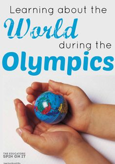 Learning about the World during the Olympics by @Kim Vij