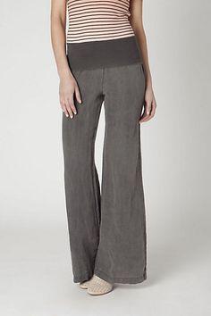 Harris Linen Pants #anthropologie