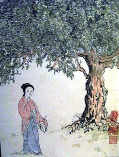 Chinese Painting, did it years ago.