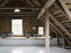 cabin, interior, lofts, dream, attic spaces, attic renovation, barn loft, barns, loft spaces