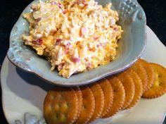 Katie-Kate's Kitchen: Sassy Pimento Cheese Spread