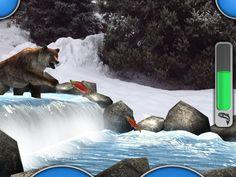 Disneynature Explore - a fun iOS app to learn about animals through AR