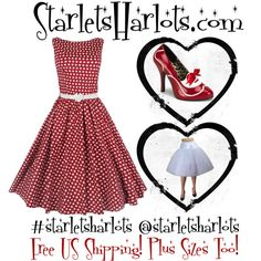 How to Dress Like a Pin Up Girl by #starletsharlots #pinupgirl #pinups #pinup #pinupgirls #1950s #vintagedress #rockabilly #vintageclothing